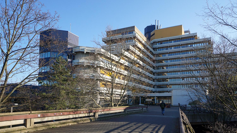 Technische Hochschule Köln (TH Köln), Campus Deutz