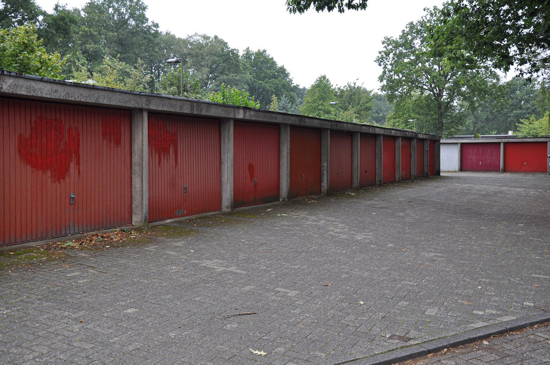 Garagenhof in Wulfen