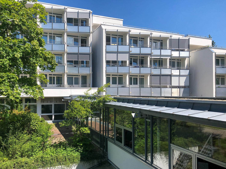 Albert-Schweizter-Klinik in Königsfeld im Schwarzwald