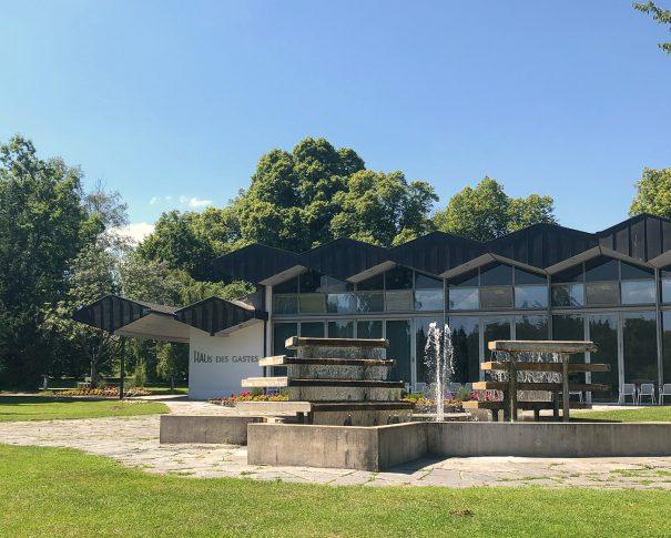 Kurhaus in Königsfeld im Schwarzwald