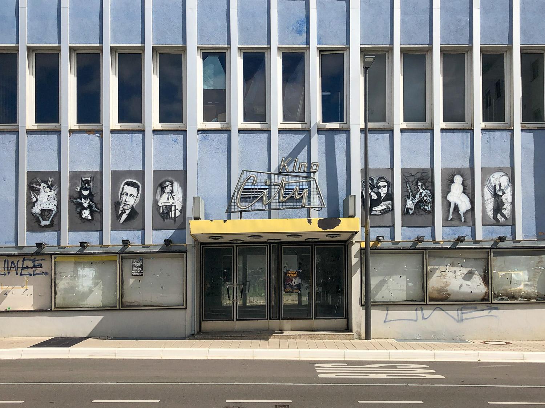 Altes Kino in Schwenningen