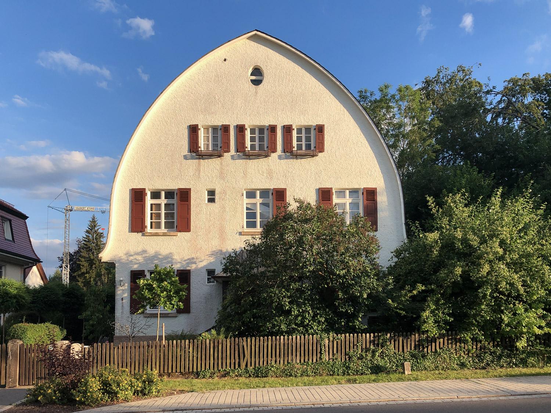 Villa aus den 20er-Jahren in Königsfeld im Schwarzwald